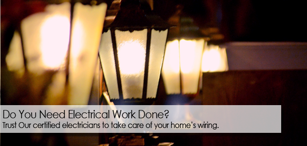 Coffman and Companies has certified electricians to handle your electrical work in Denver, CO.
