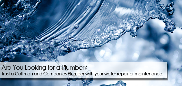 Coffman and Companies has master plumbers to take care of your water issue near Boulder, CO.