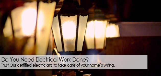 Coffman and Companies has certified electricians to handle your electrical work in Denver CO